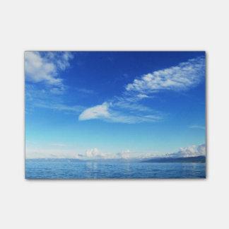 雲のワシ ポストイット