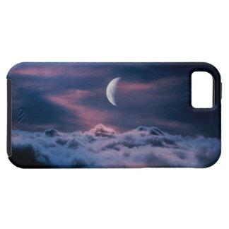 雲の上の月 iPhone 5 COVER