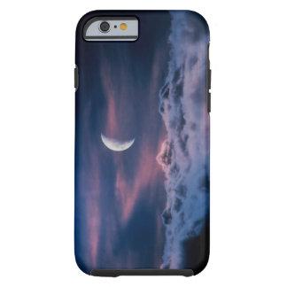 雲の上の月 iPhone 6 タフケース