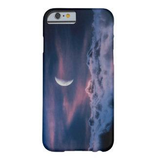 雲の上の月 iPhone 6 ベアリーゼアケース
