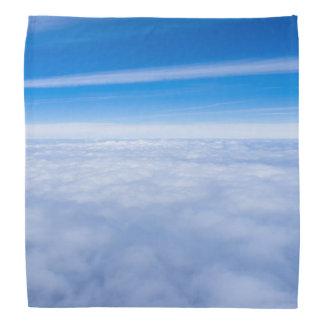 雲の上の飛行 バンダナ