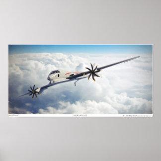雲の上 ポスター