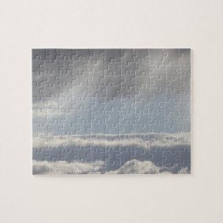 雲の世界 ジグソーパズル