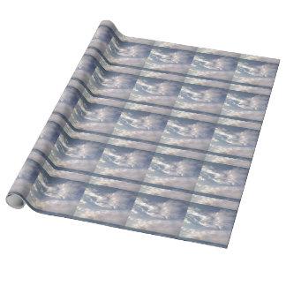 雲の包装紙 ラッピングペーパー