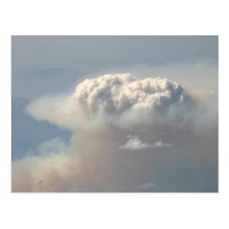 雲の咲くこと ポストカード