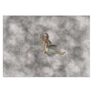 雲の天使 カッティングボード