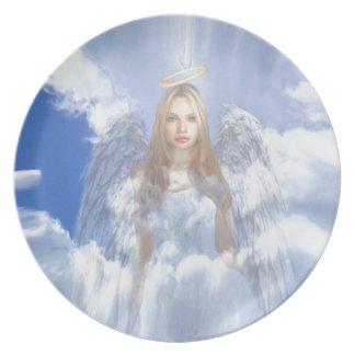 雲の守り神 プレート