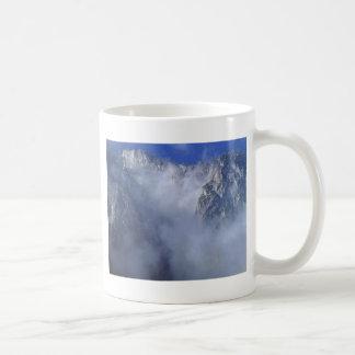 雲の崖 コーヒーマグカップ