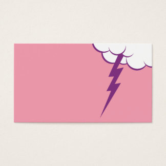 雲の強打| Raspbermelon 名刺