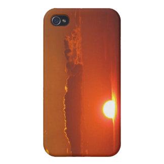 雲の日曜日 iPhone 4/4Sケース