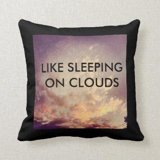 雲の枕2の睡眠のように クッション
