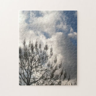 雲の枝 ジグソーパズル