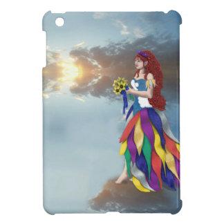 雲の歩行 iPad MINIカバー
