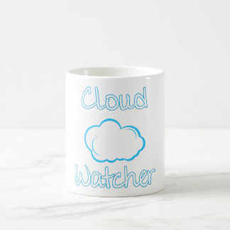 雲の監視人 コーヒーマグカップ