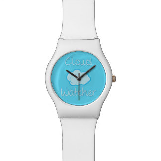 雲の監視人 腕時計