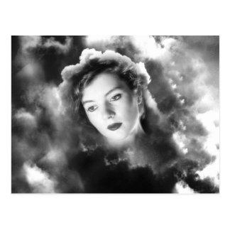 雲の視野 ポストカード