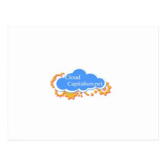 雲の資本主義 ポストカード