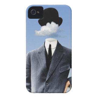 """""""雲の頭部"""" Case-Mate iPhone 4 ケース"""