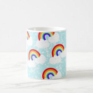 雲9のマグ コーヒーマグカップ
