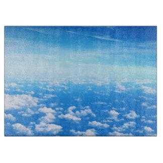 雲 カッティングボード