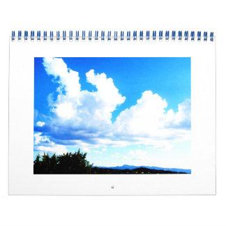 雲 カレンダー