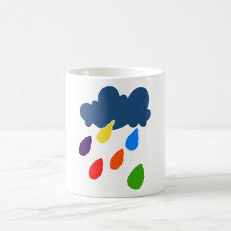雲 コーヒーマグカップ