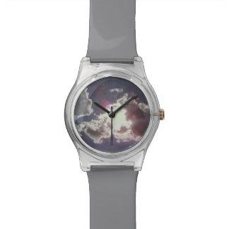 雲。 テキサス州 腕時計