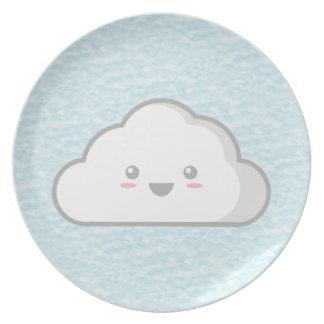 雲 プレート