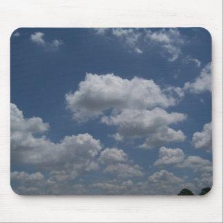 雲 マウスパッド