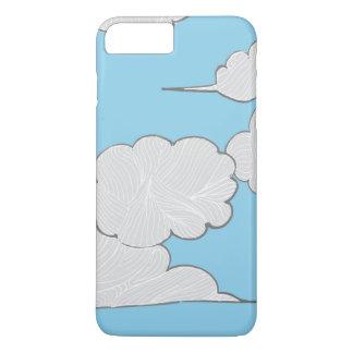 雲 iPhone 8 PLUS/7 PLUSケース