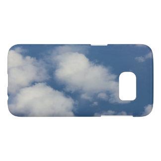 雲、Samsungの銀河系S7の電話箱 Samsung Galaxy S7 ケース