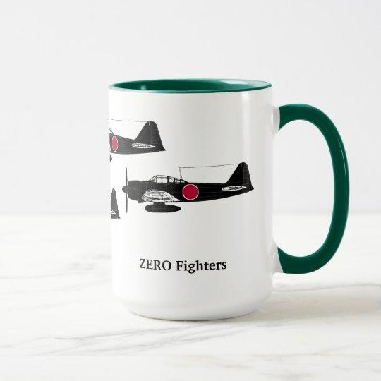 零戦 マグカップ