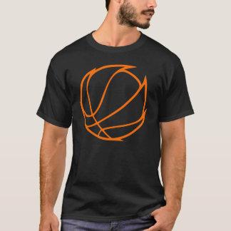 雷バスケットボール Tシャツ