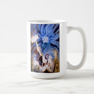 雷神 コーヒーマグカップ