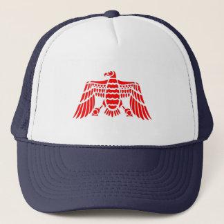雷鳥のトラック運転手の帽子 キャップ