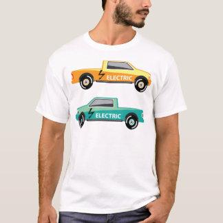 電力の積み込み Tシャツ