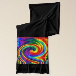 電力サージのスカーフ スカーフ