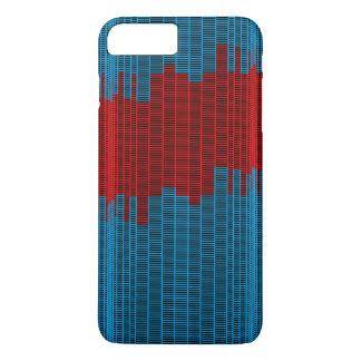 電子エネルギー保護デザインの電話箱 iPhone 8 PLUS/7 PLUSケース