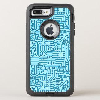 電子デジタル回路板 オッターボックスディフェンダーiPhone 8 PLUS/7 PLUSケース