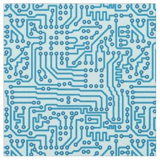 電子デジタル回路板 ファブリック