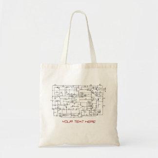 電子プロジェクト トートバッグ