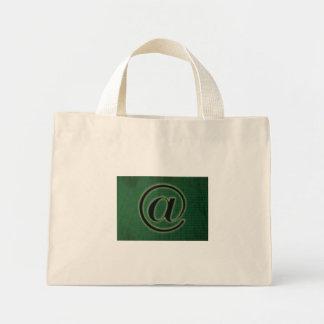 電子メールの印 ミニトートバッグ