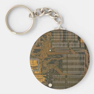 電子回路板 キーホルダー