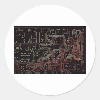 電子回路 ラウンドシール