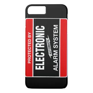 電子警報システム iPhone 8 PLUS/7 PLUSケース