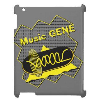 電子音楽のデザイン iPadカバー