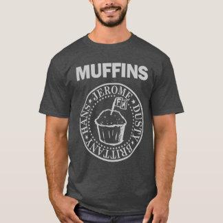 電撃戦のマフィンジェローム Tシャツ