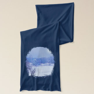電柱の十字 スカーフ