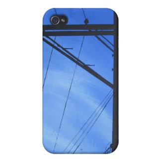電柱の電話箱 iPhone 4 CASE