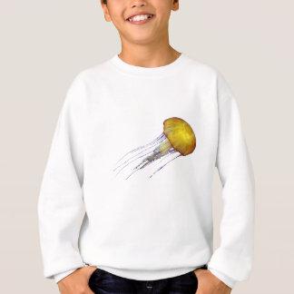 電気くらげ スウェットシャツ